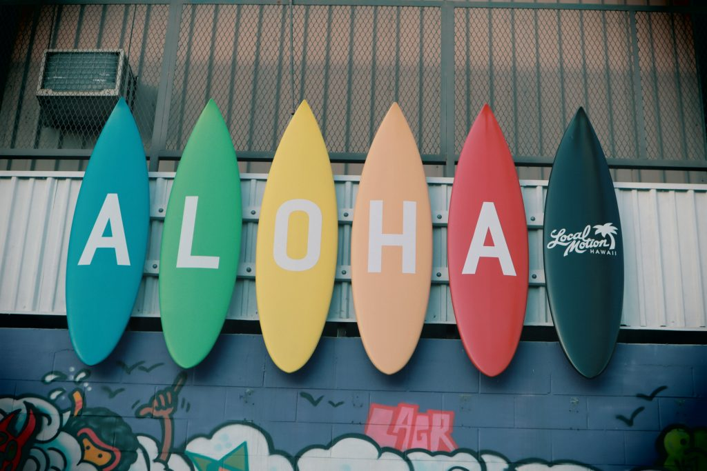 don't say aloha or mahalo to blend in with hawaii locals