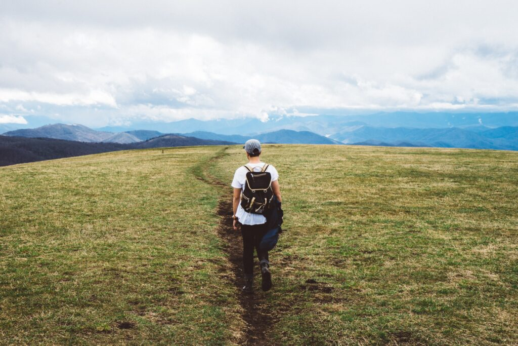 hiking date