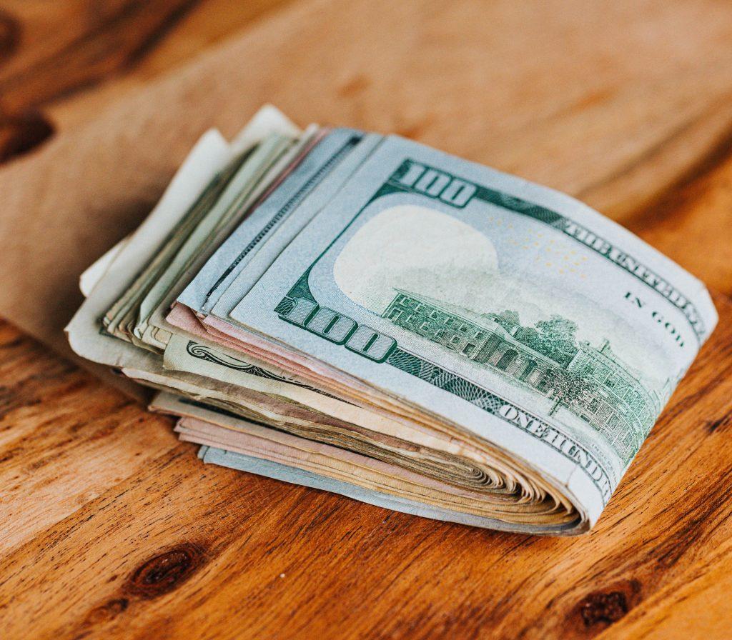 money practical wedding gift
