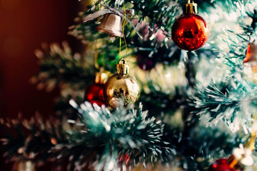 keep christmas photos simple