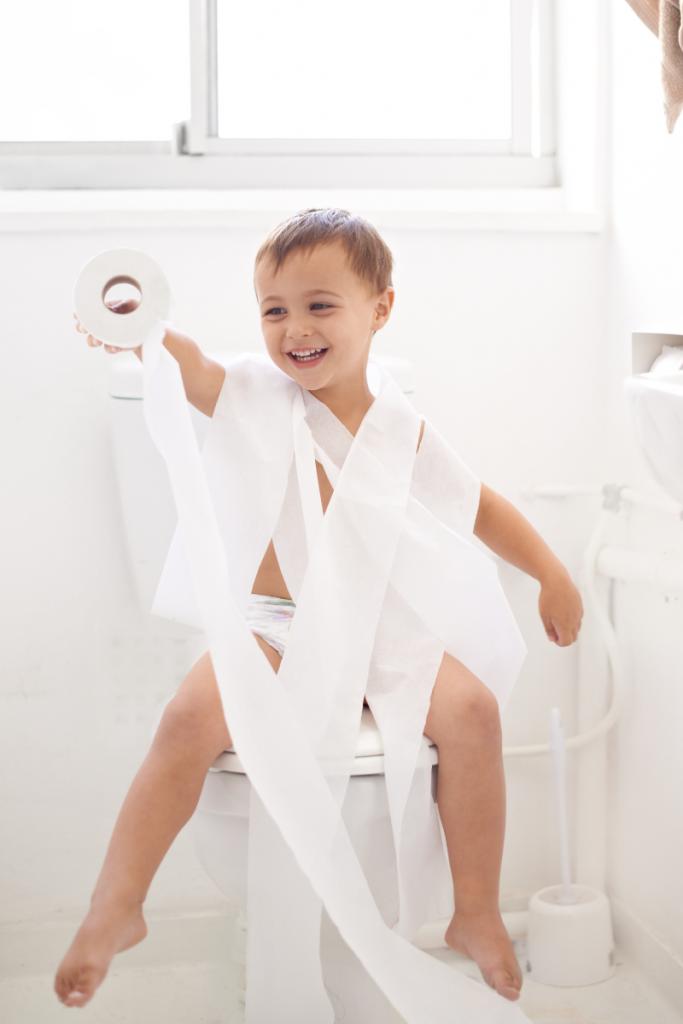 potty training with postivity