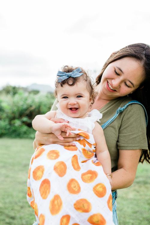 mom blogger unraveled motherhood tani